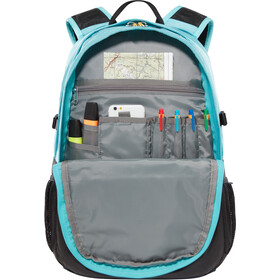The North Face Borealis Classic rugzak 29l zwart/turquoise